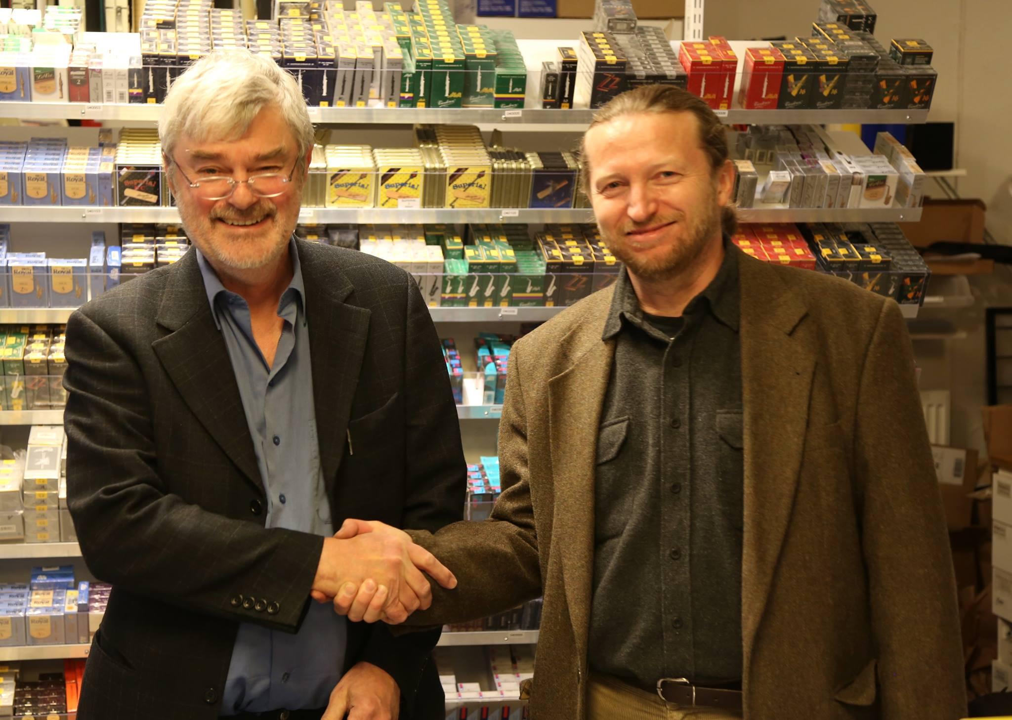 Jonas Näslund & Dries van den Poel